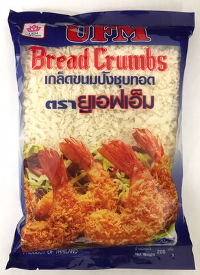 UFM BREAD CRUMBS 12X200G