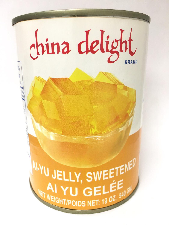 CHINA DELIGHT AIYU JELLY 24X540G