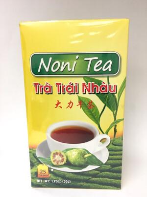 NONI TEA BAGS 24BOXES X 25BAGS X 2G