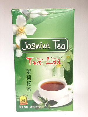 JASMINE TEA BAG 24BOXES X 25BAGS X 2G
