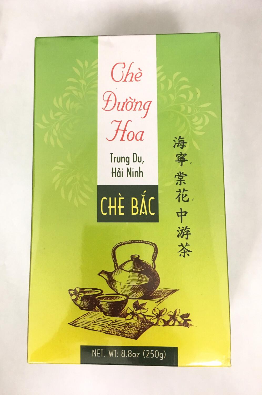 CHE DUONG HOA GREEN TEA 18BOX X 250G