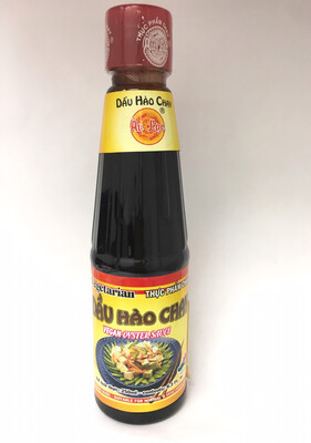 AU LAC VEGAN OYSTER SAUCE 12X250ML