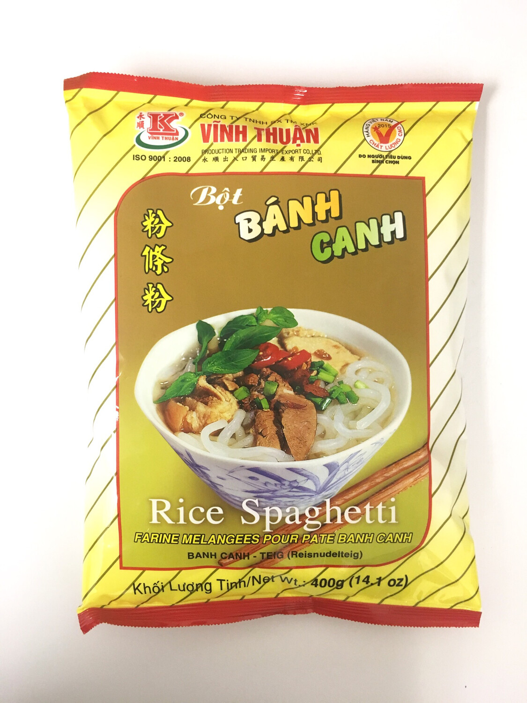 VINH THUAN RICE SPAGHETTI 20X400G