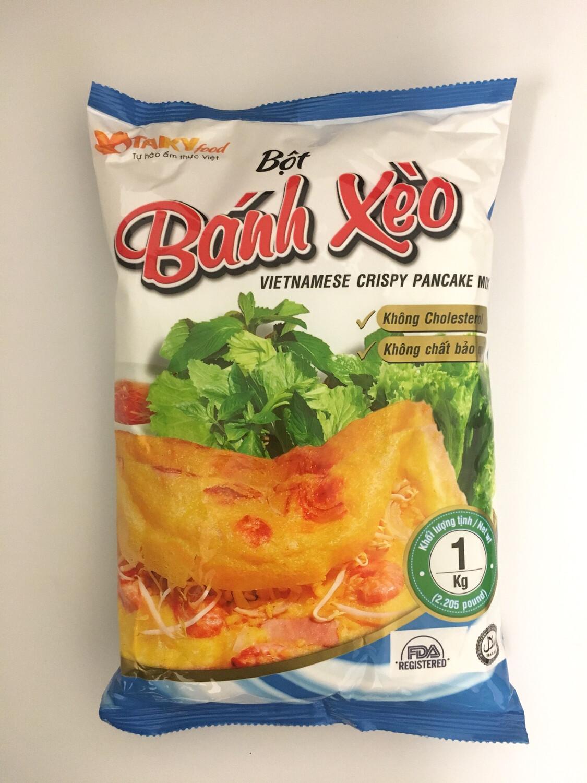 TAI KY FLOUR FOR RICE PANCAKE (BANH KHOT) 10X1KG