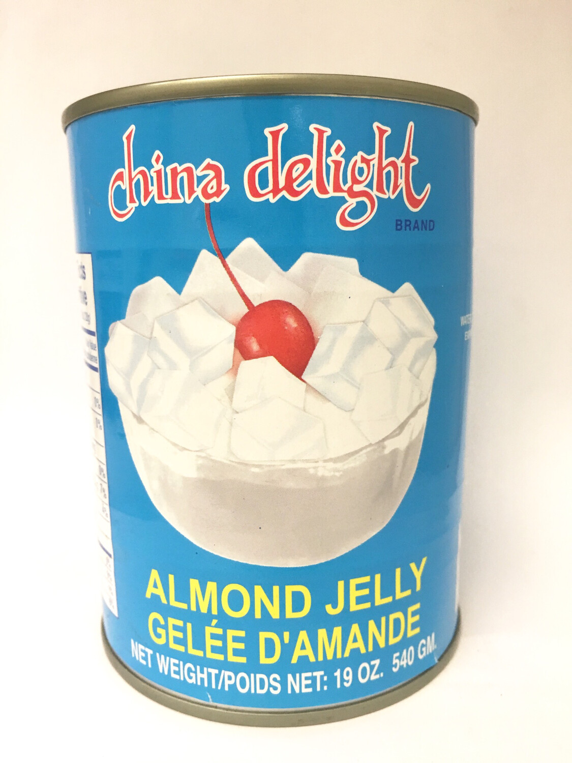 CHINA DELIGHT ALMOND JELLY 24X540G