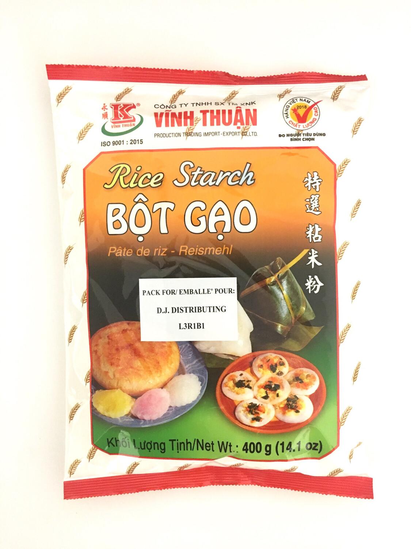 VINH THUAN RICE FLOUR 20X400G