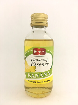 ESSENCE BANANA FLAVOR 24X60ML