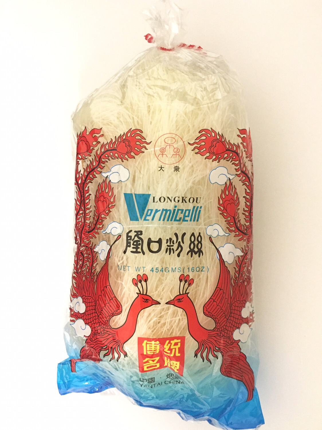 CHINA DELIGHT LUNG KOU VERMICELLI 30X454G