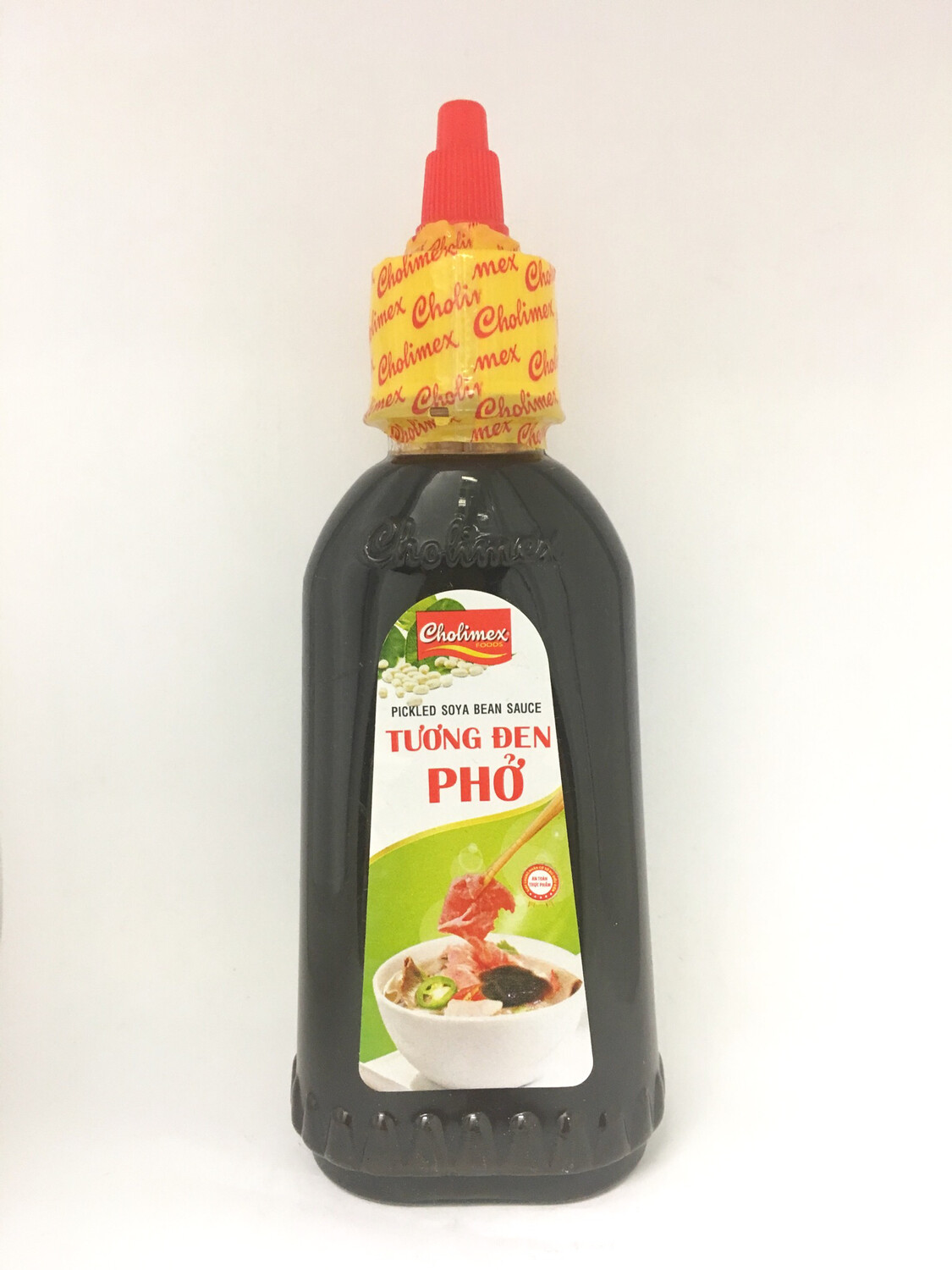 """CHOLIMEX PICKED SOYA BEAN SAUCE FOR """"PHO"""" 36X230G"""
