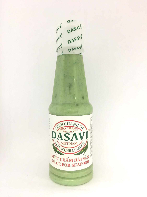 DASAVI LEMON CHILI SAUCE 24X260G