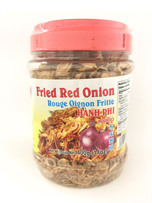DJ FRIED RED ONION 12X400G