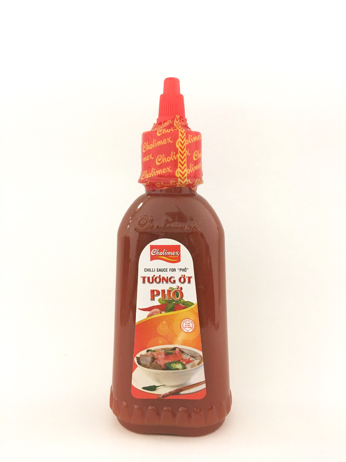 "CHOLIMEX CHILI SAUCE FOR ""PHO"" 36X230G"