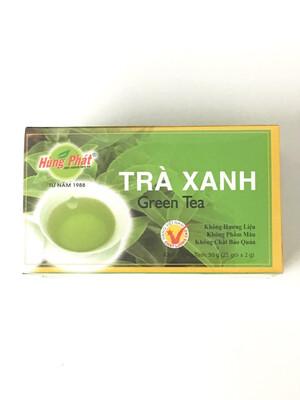 HUNG PHAT GREEN TEA (TRA XANH) 25BAGSX2G