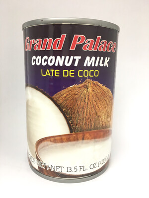 GP COCONUT MILK 24X15OZ
