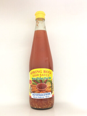 LEE SPRING ROLL FISH SAUCE 12X700ML