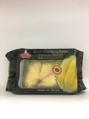 MADAM WONG DURIAN WITH SEED 24X454G