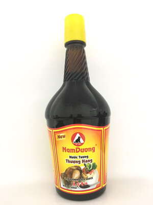 NAM DUONG EXCELLENT SOY SAUCE 12X650ML