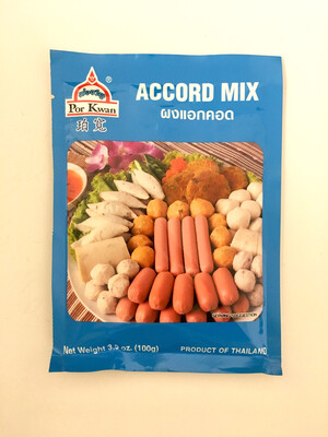 PORKWAN ACCORD POWDER 36X100G
