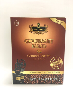 TNI KING COFFEE GOURMET BLEND 20X500G