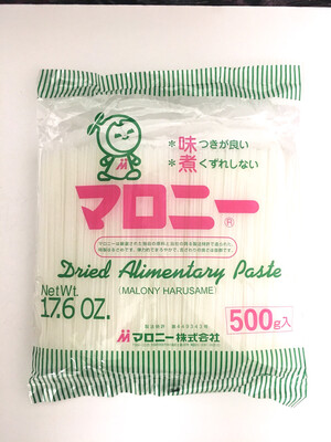 NJ JAPANESE RICE STICK 20X500G
