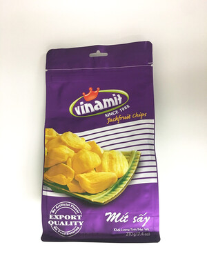 VINAMIT JACKFRUIT CHIPS 20X210G