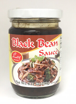 LEE BLACK BEAN SAUCE 24X230G