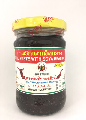 PANTAI CHILI PASTE WITH SOYA BEAN OIL 24X227G