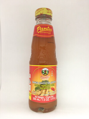 PANTAI MANGO SAUCE FOR DIPPING 12X200ML