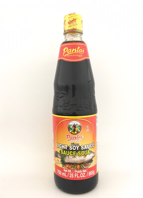 PANTAI LIGHT SOY SAUCE 12X750ML
