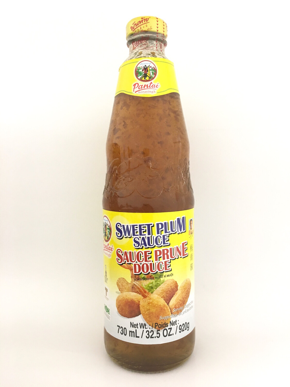 PANTAI SWEET PLUM SAUCE 12X730ML