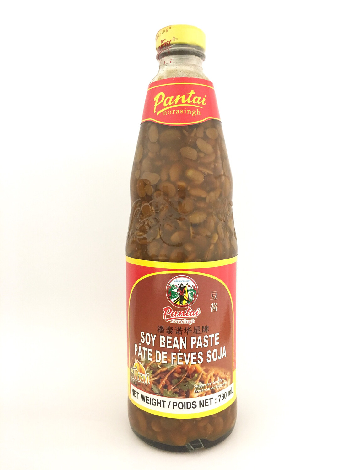 PANTAI SOY BEAN PASTE 12X730ML