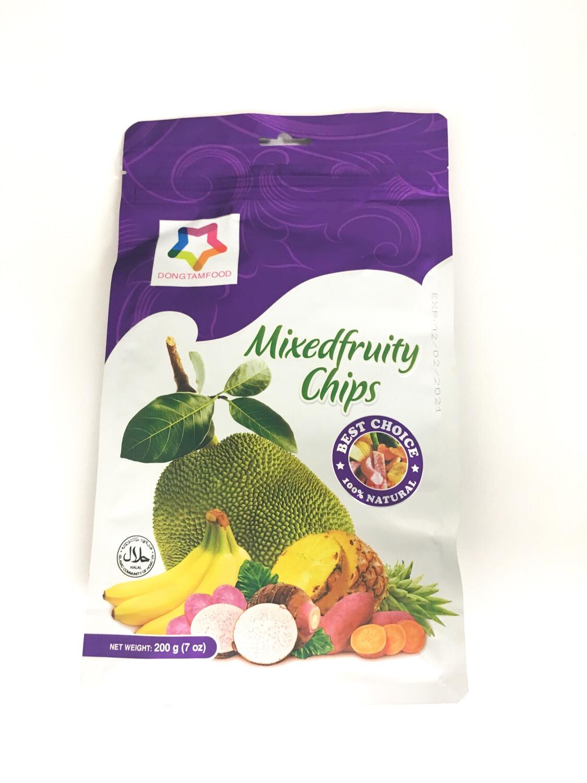 DONG TAM MIXED FRUIT CHIPS 36X7OZ