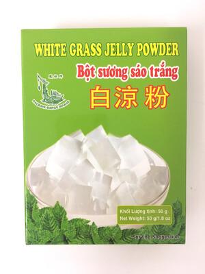 PHOENIX WHITE GRASS JELLY POWDER 30X140G