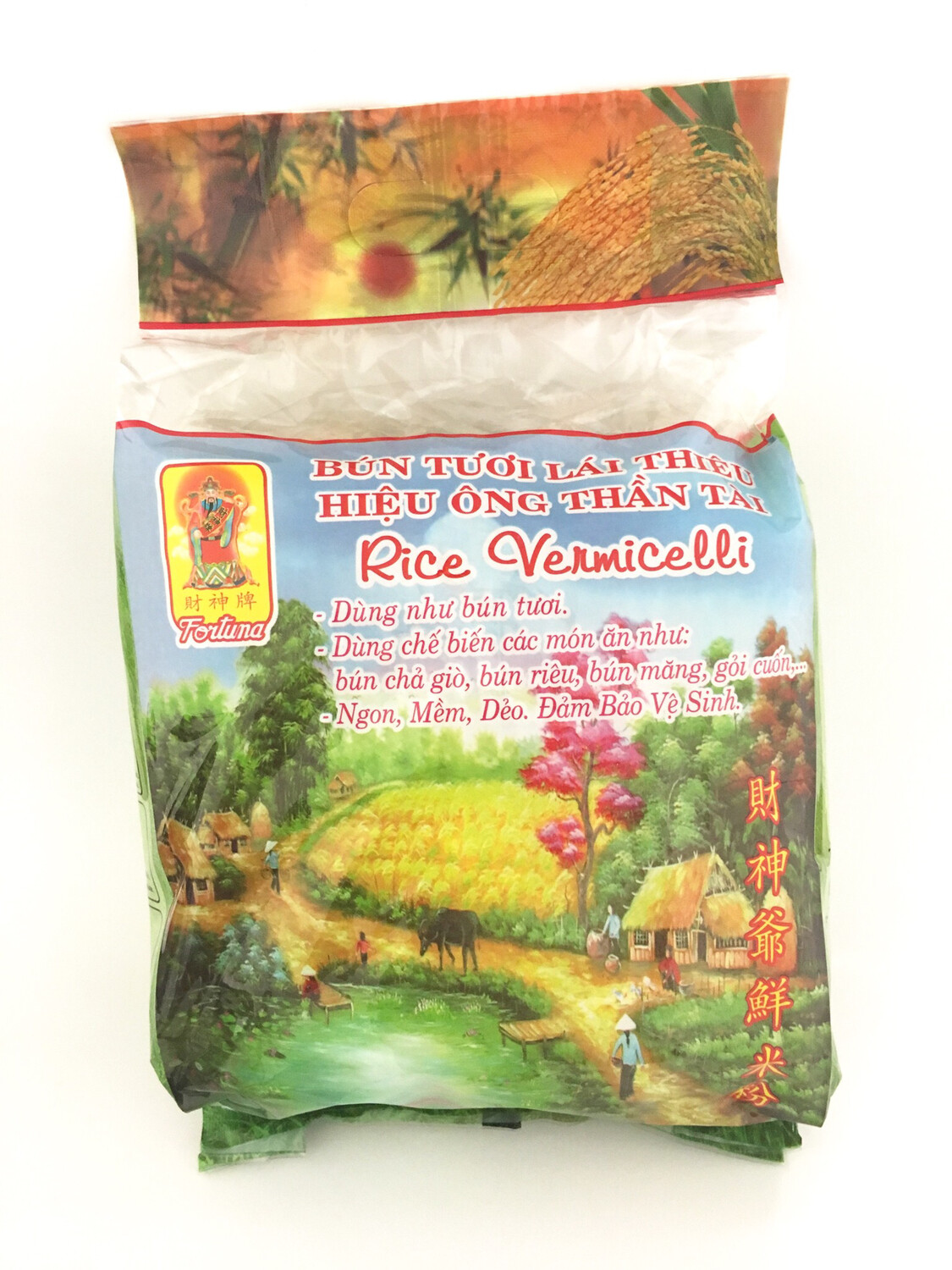 FORTUNA RICE VERMICELLI 12X28OZ