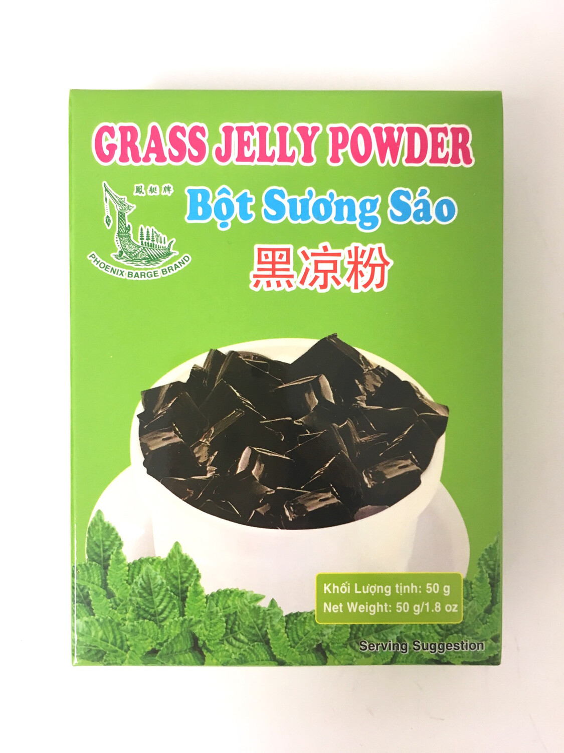 PHOENIX GRASS JELLY POWDER 30X50G