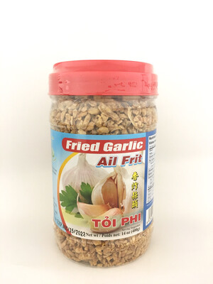 PHOENIX FRIED GARLIC 12X400G