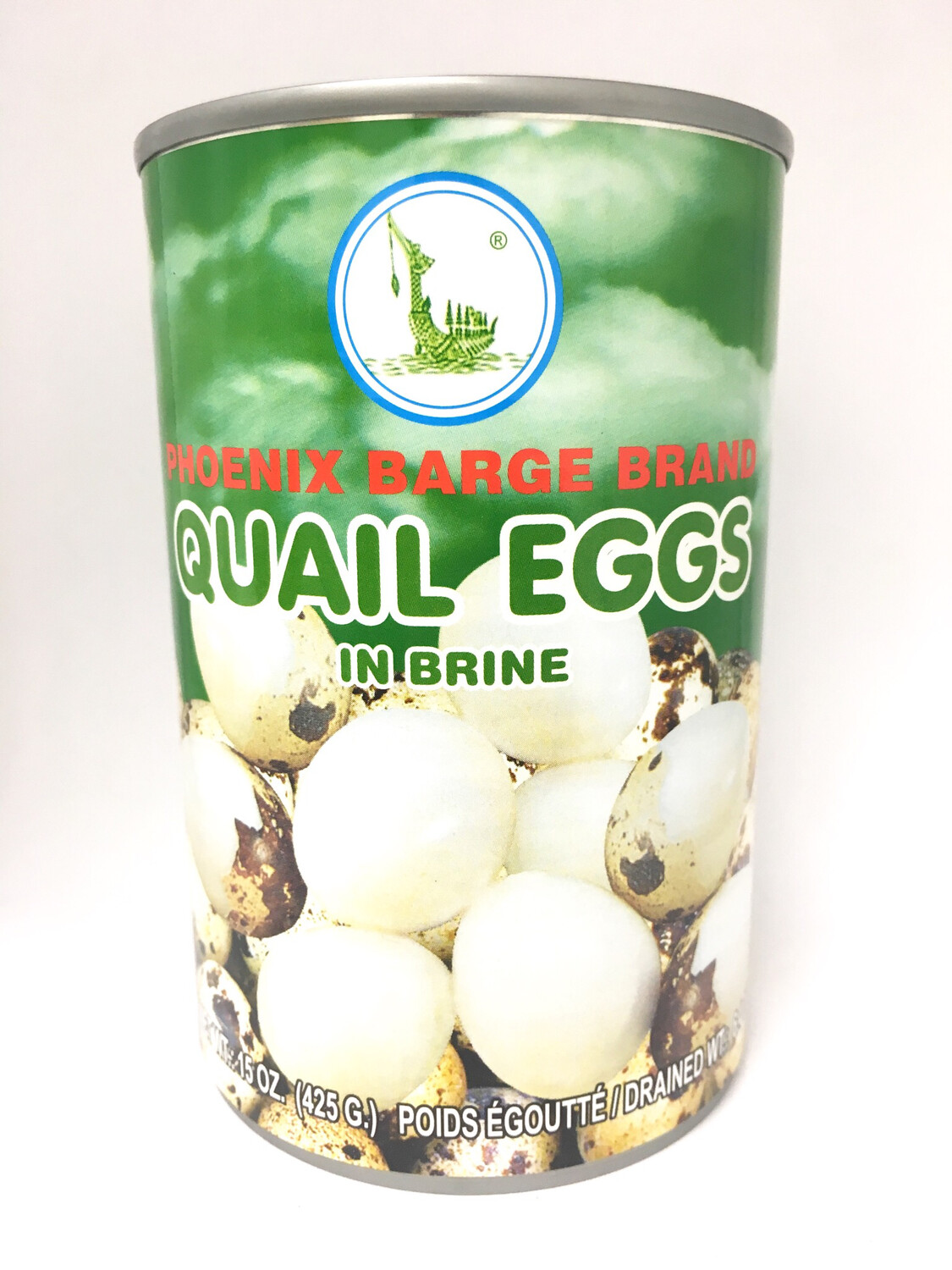 PHOENIX QUAIL EGGS IN WATER 24X15OZ