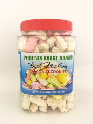 PHOENIX COCONUT COOKIES (COLOUR) 12X300G