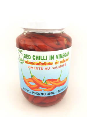 PHOENIX RED CHILLI IN VINEGAR 24X454G