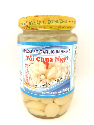 PHOENIX PICKLED GARLIC 12X390G