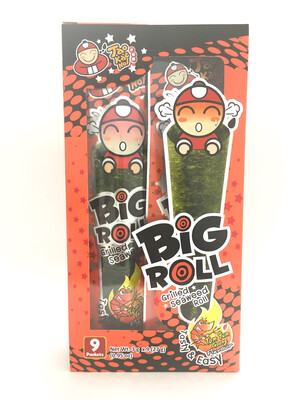 TKN BIG ROLL (TOM YUM) 12BOXES X 9PKS X 3G
