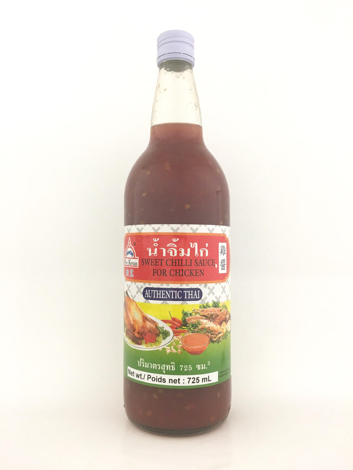 PORKWAN SWEET CHILI SAUCE FOR CHICKEN 12X725ML