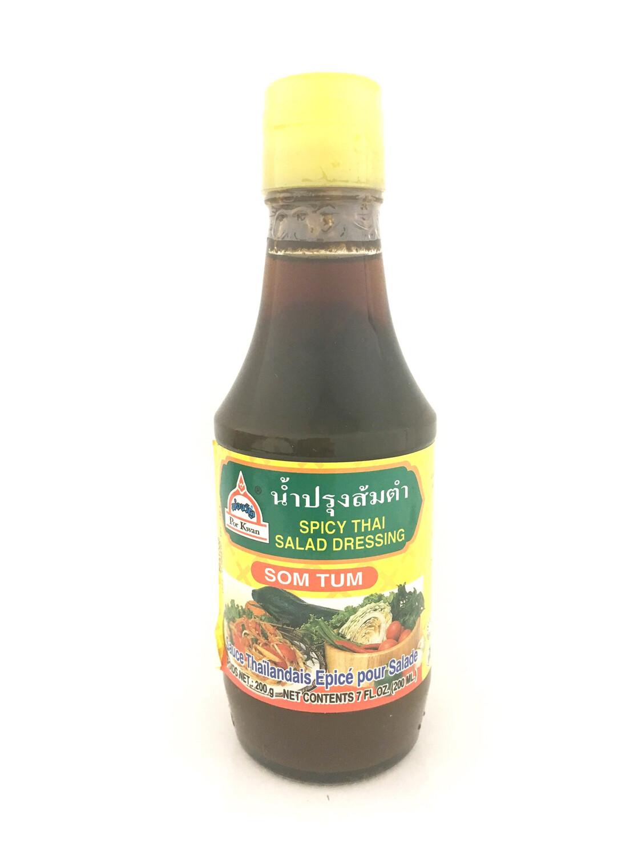 PORKWAN SPICY THAI SALAD DRESSING 24X200ML