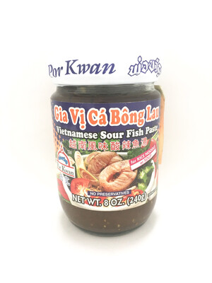 PORKWAN VIETNAMESE SOUR FISH PASTE 24X240G