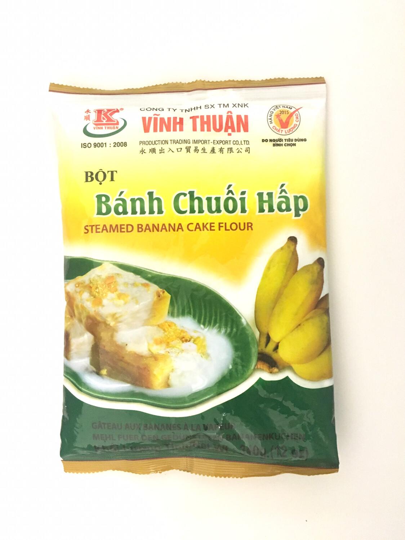 VINH THUAN STEAMED BANANA CAKE FLOUR 30X340G