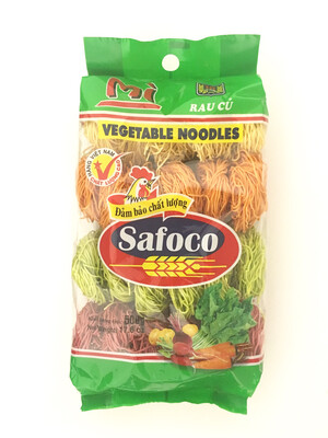 SAFOCO VEGETABLE NOODLE - SMALL THREAD 20X500G