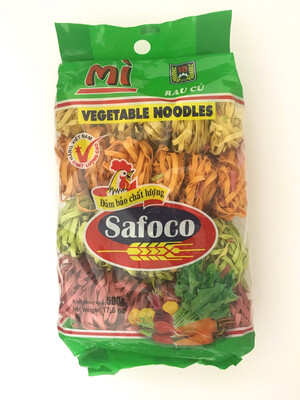 SAFOCO VEGETABLE NOODLE - BIG THREAD 20X500G