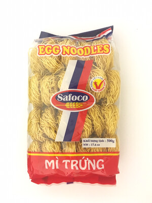 SAFOCO EGG NOODLE - SMALL THREAD 20X500G