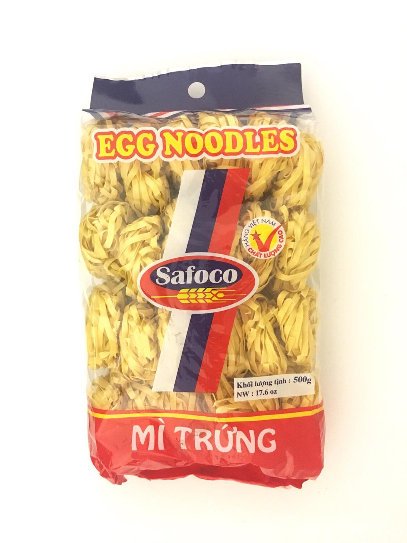 SAFOCO EGG NOODLE - BIG THREAD 20X500G