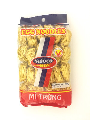 SAFOCO EGG NOODLE - BIG THREAD 20X500G